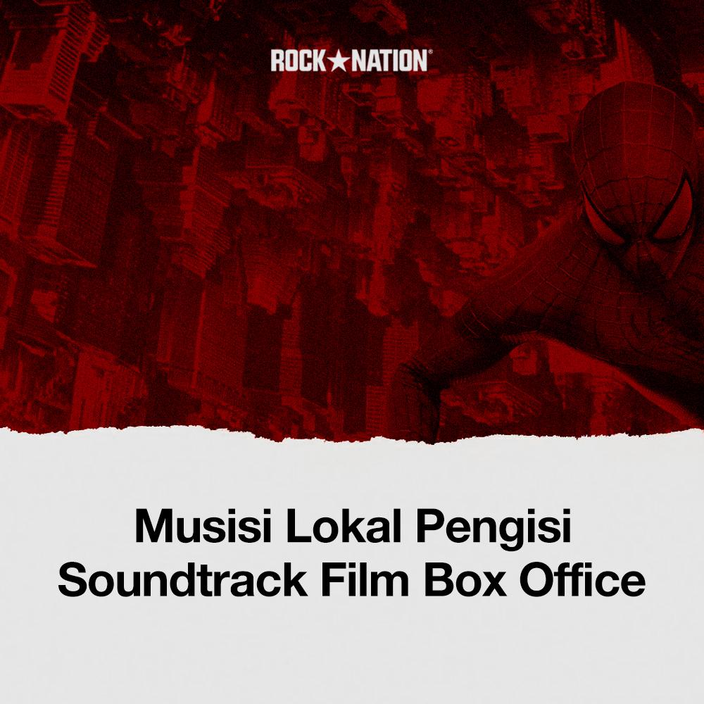Musisi Lokal Pengisi Soundtrack Film Box Office image
