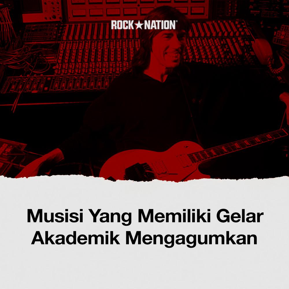Musisi Yang Memiliki Gelar Akademik Mengagumkan image