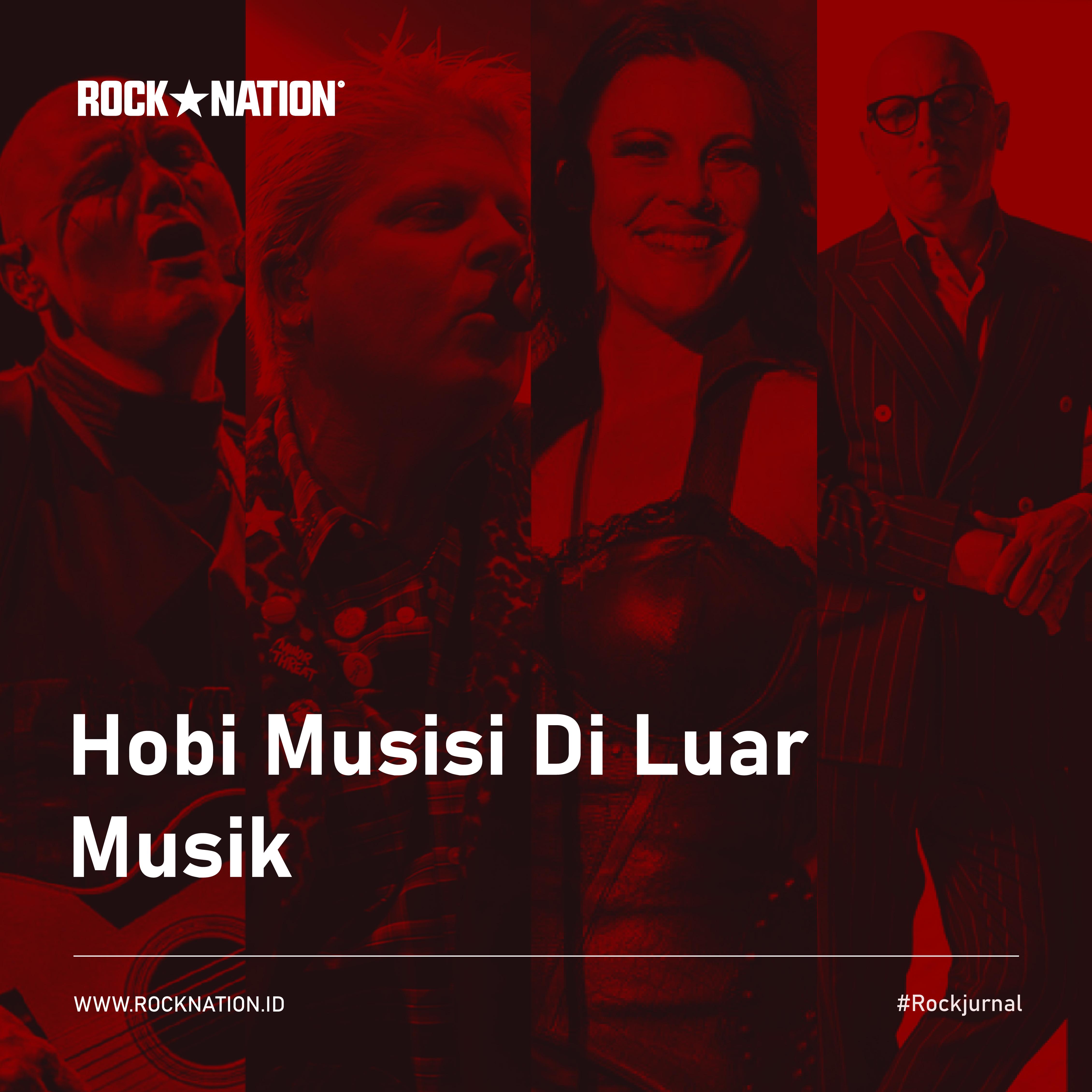 Hobi Musisi Di Luar Musik image