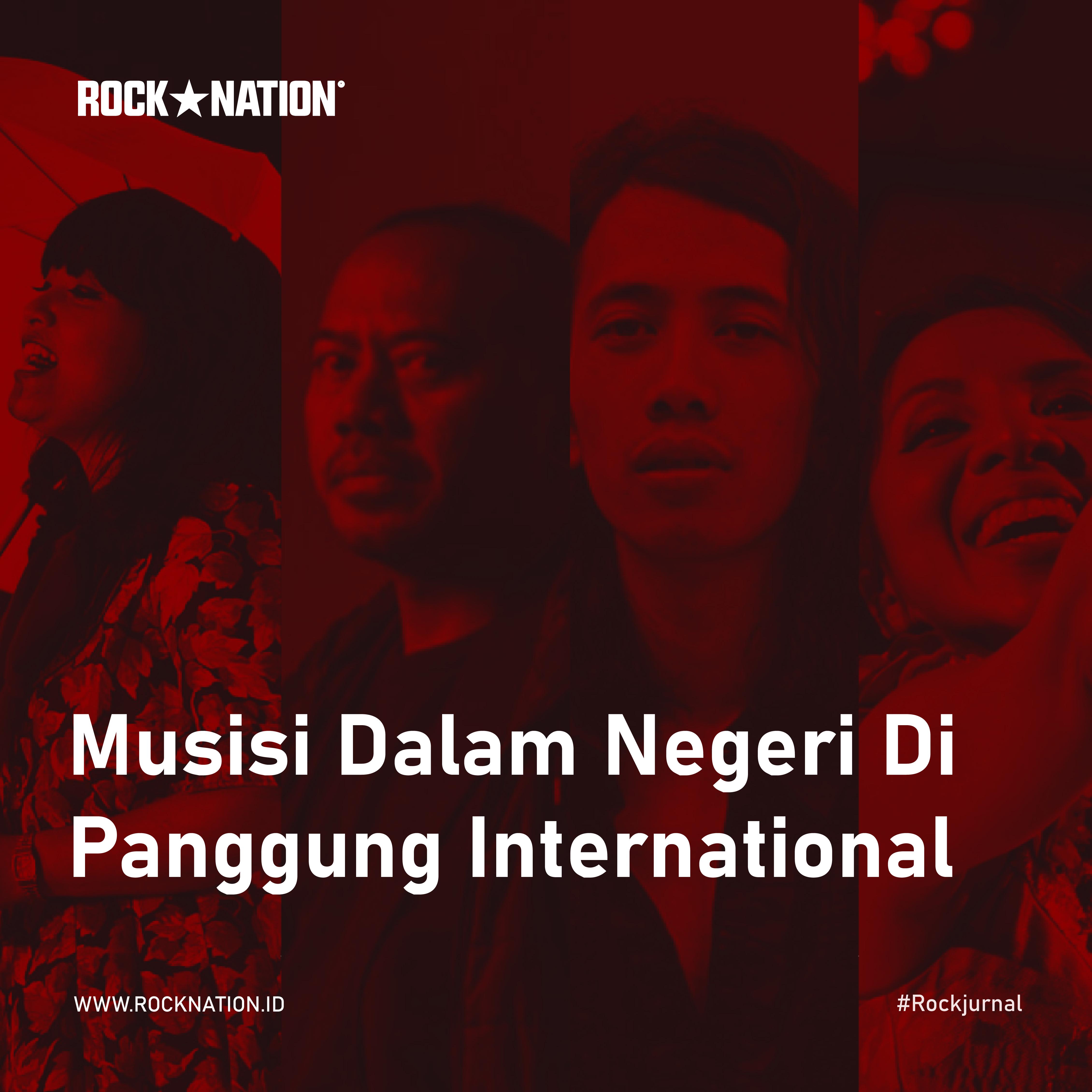 Musisi Dalam Negeri Di Panggung International image