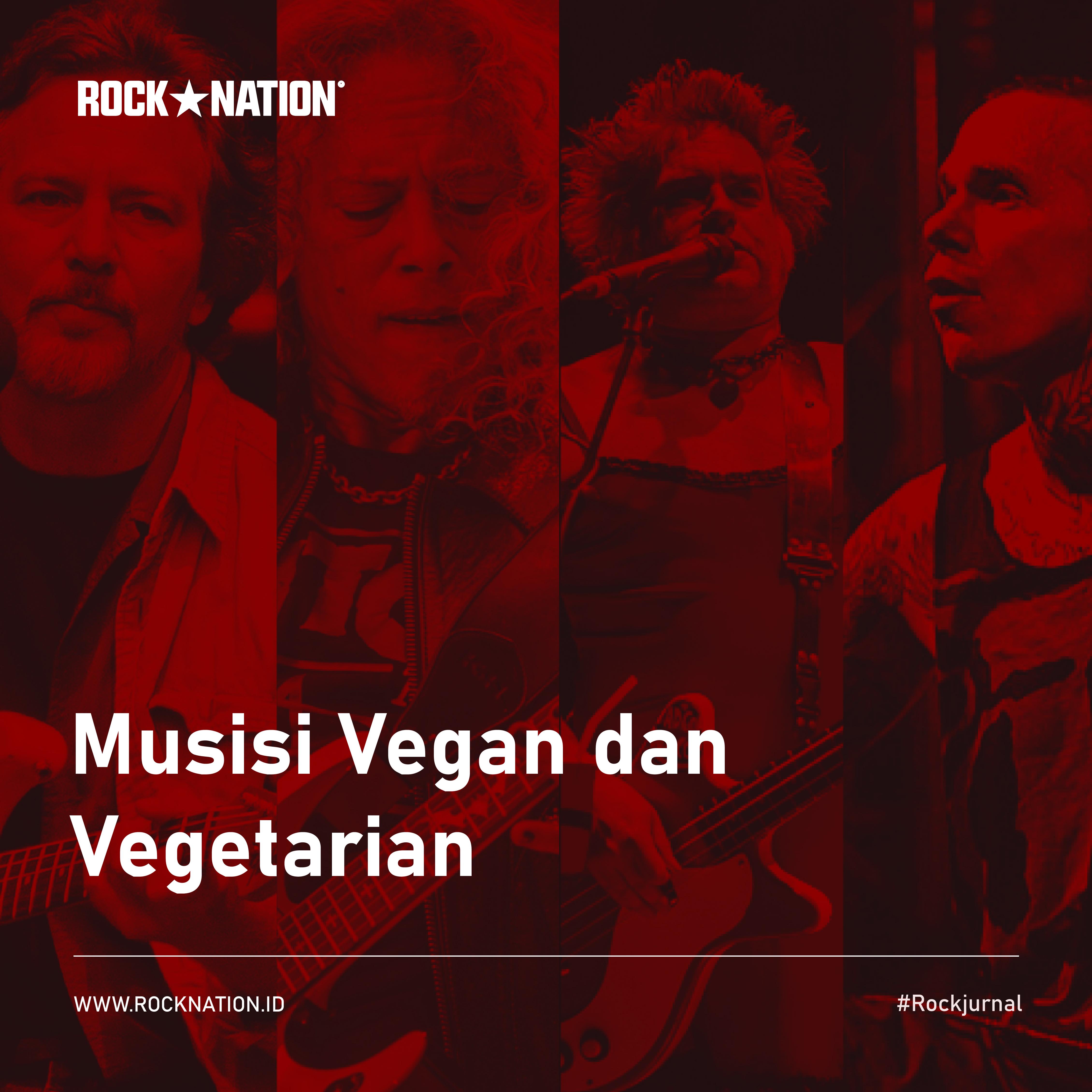 Musisi Vegan dan Vegetarian image