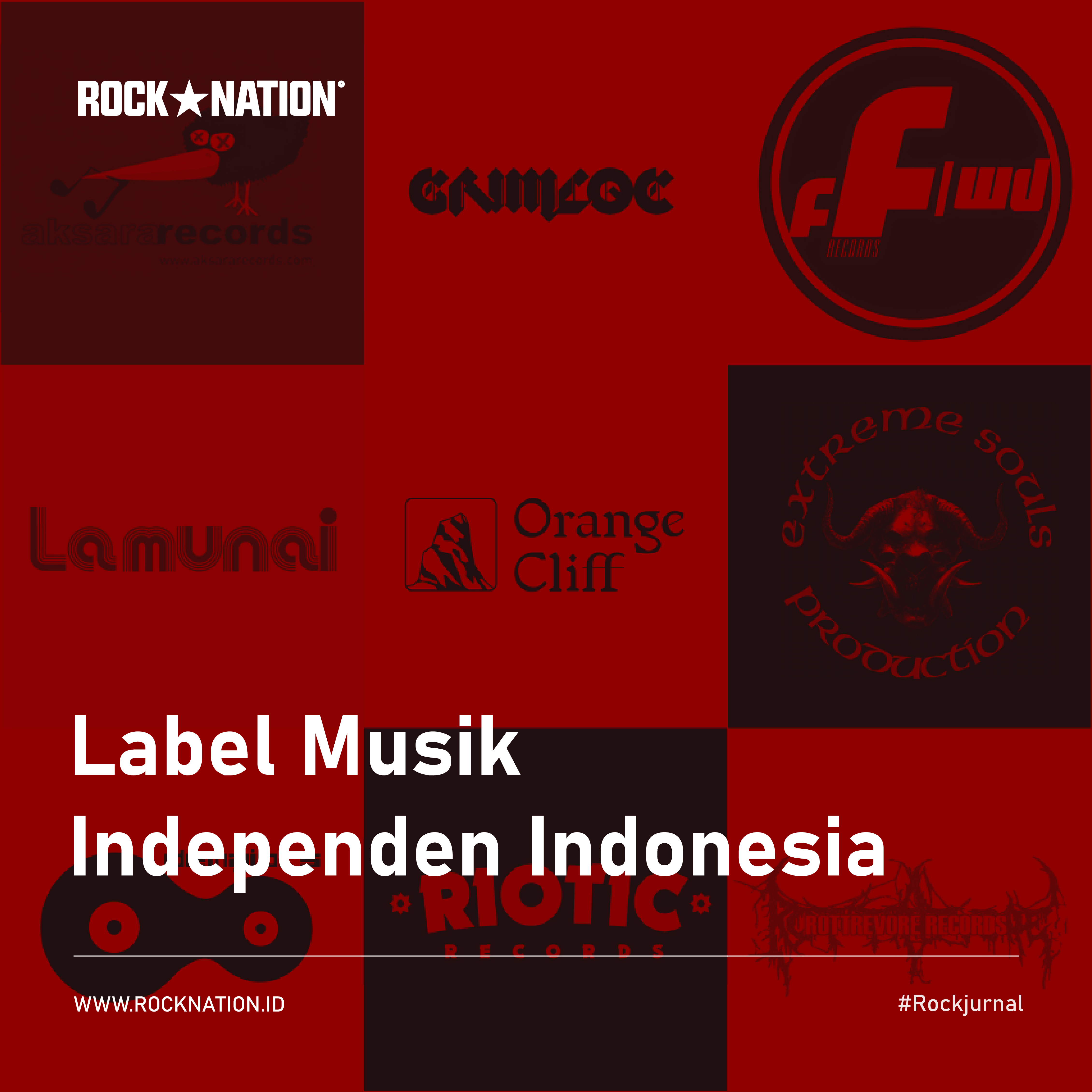 Label Musik Independen Indonesia image