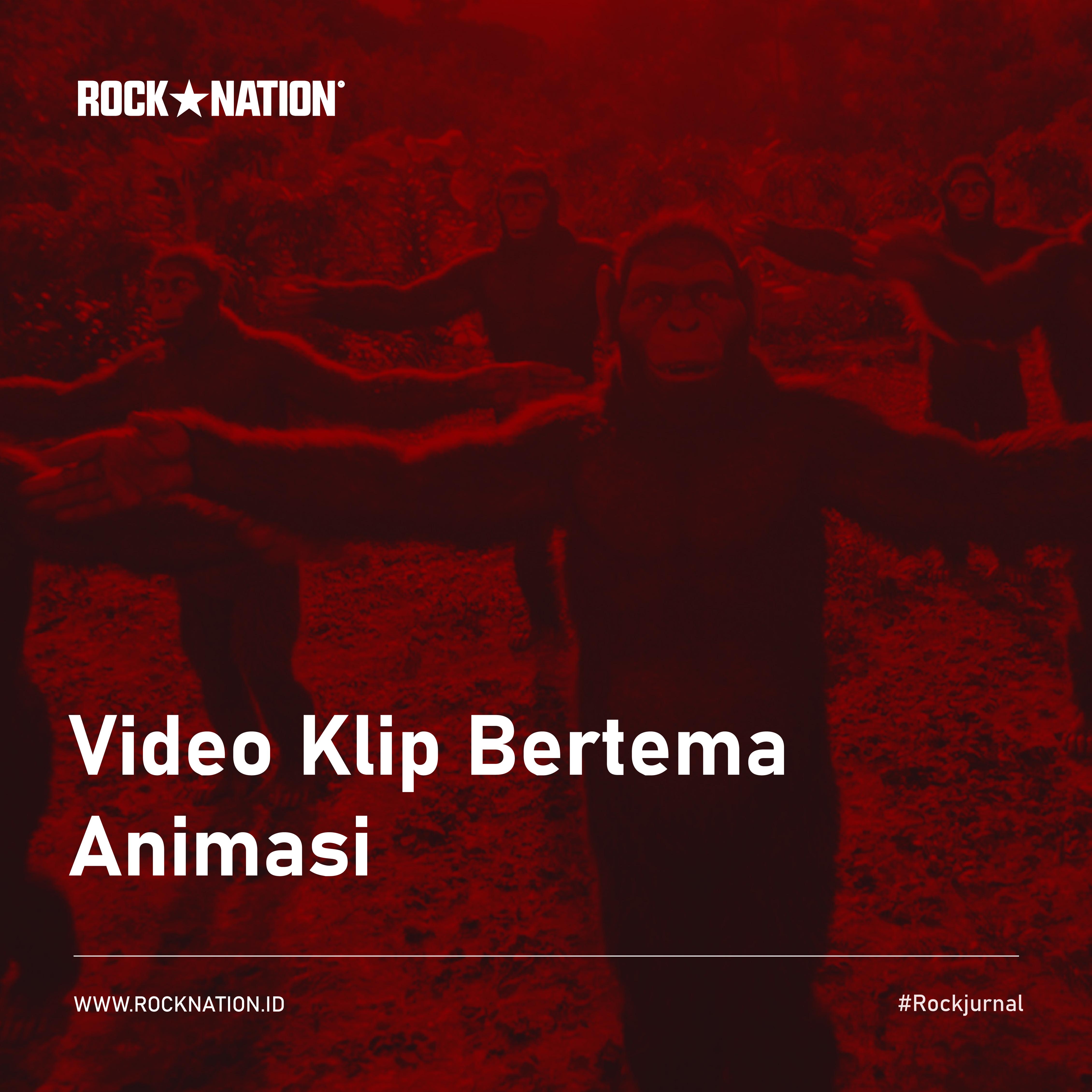 Video Klip Bertema Animasi image