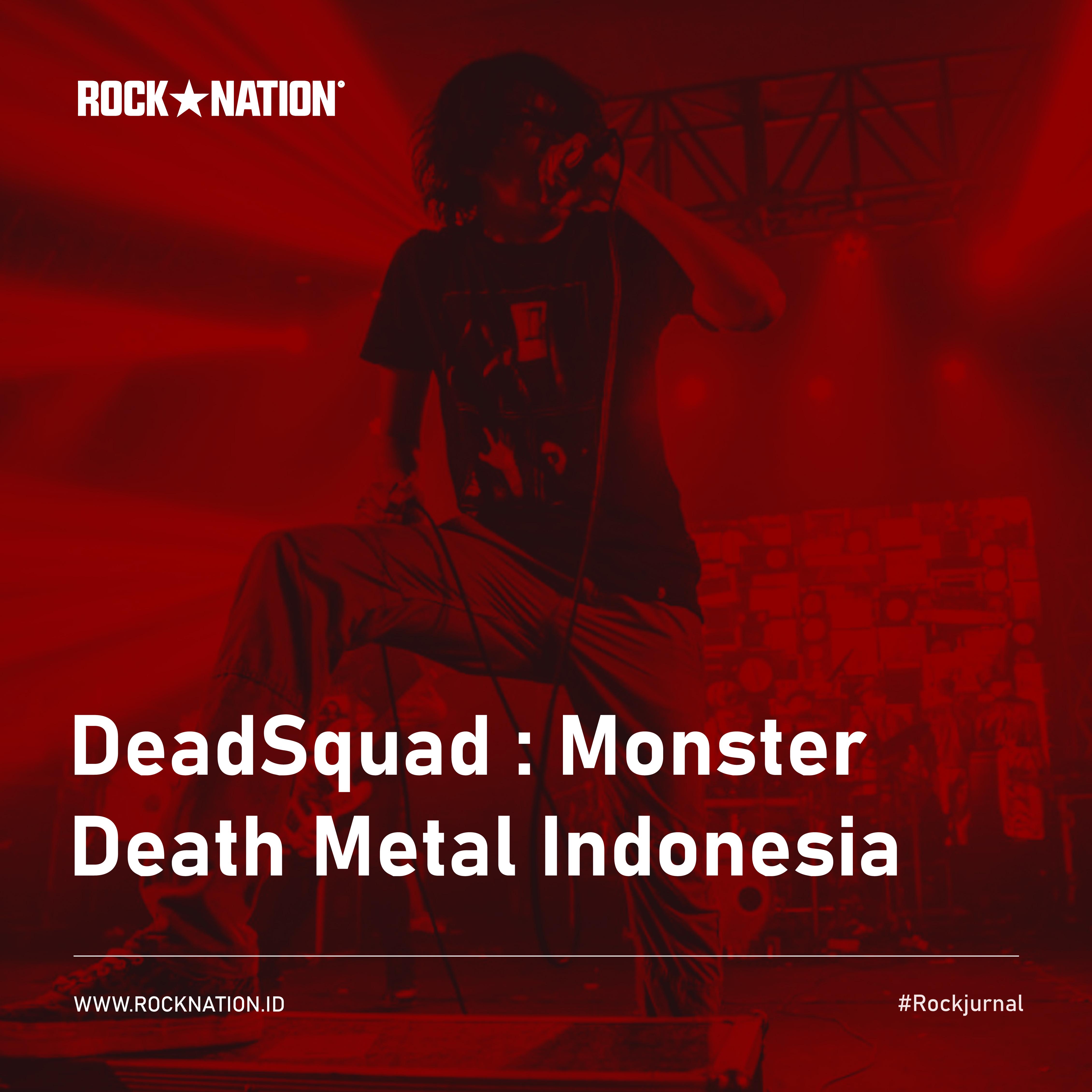 DeadSquad : Monster Death Metal Indonesia image