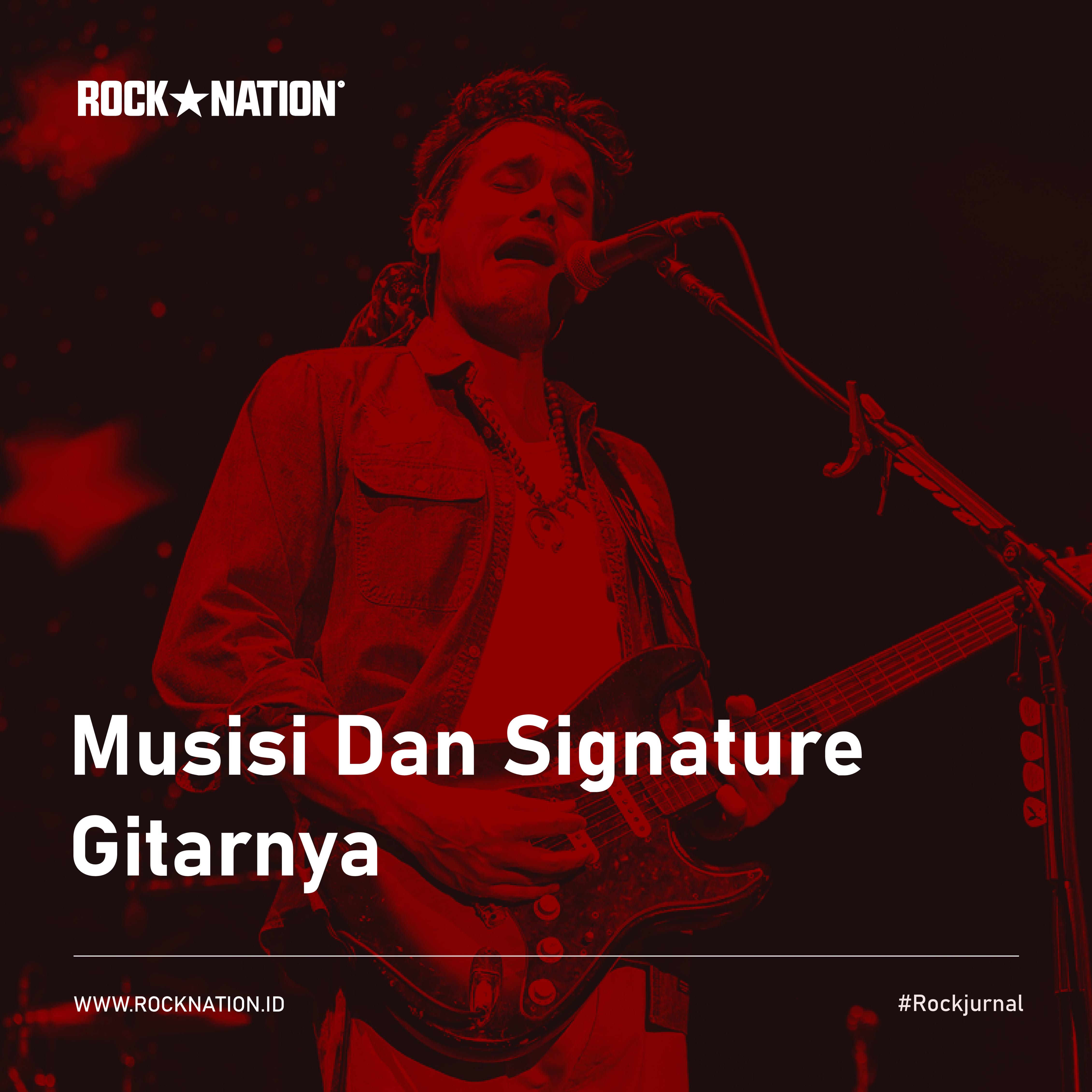 Musisi Dan Gitar Signaturenya image