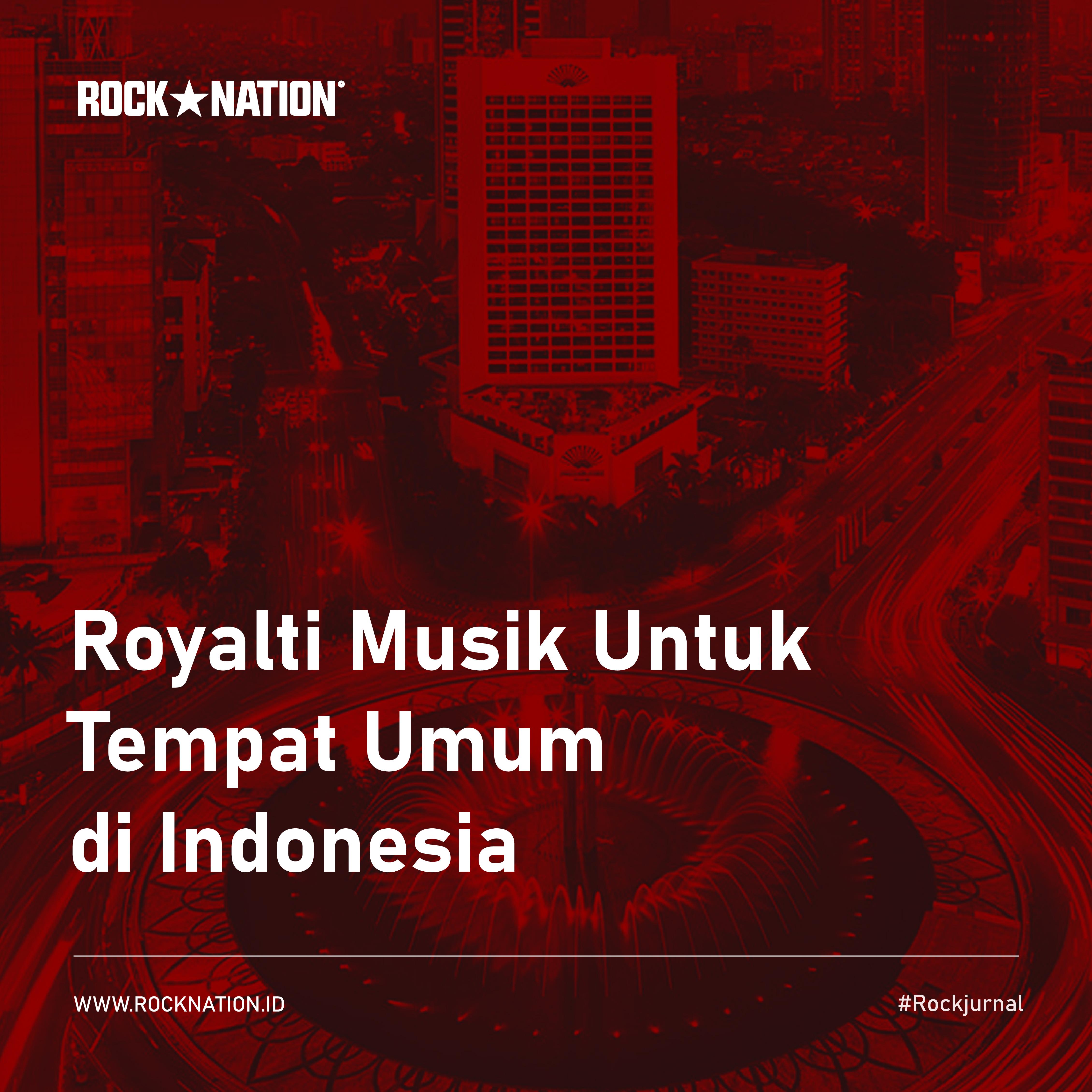 Royalti Musik Untuk Tempat Umum di Indonesia image