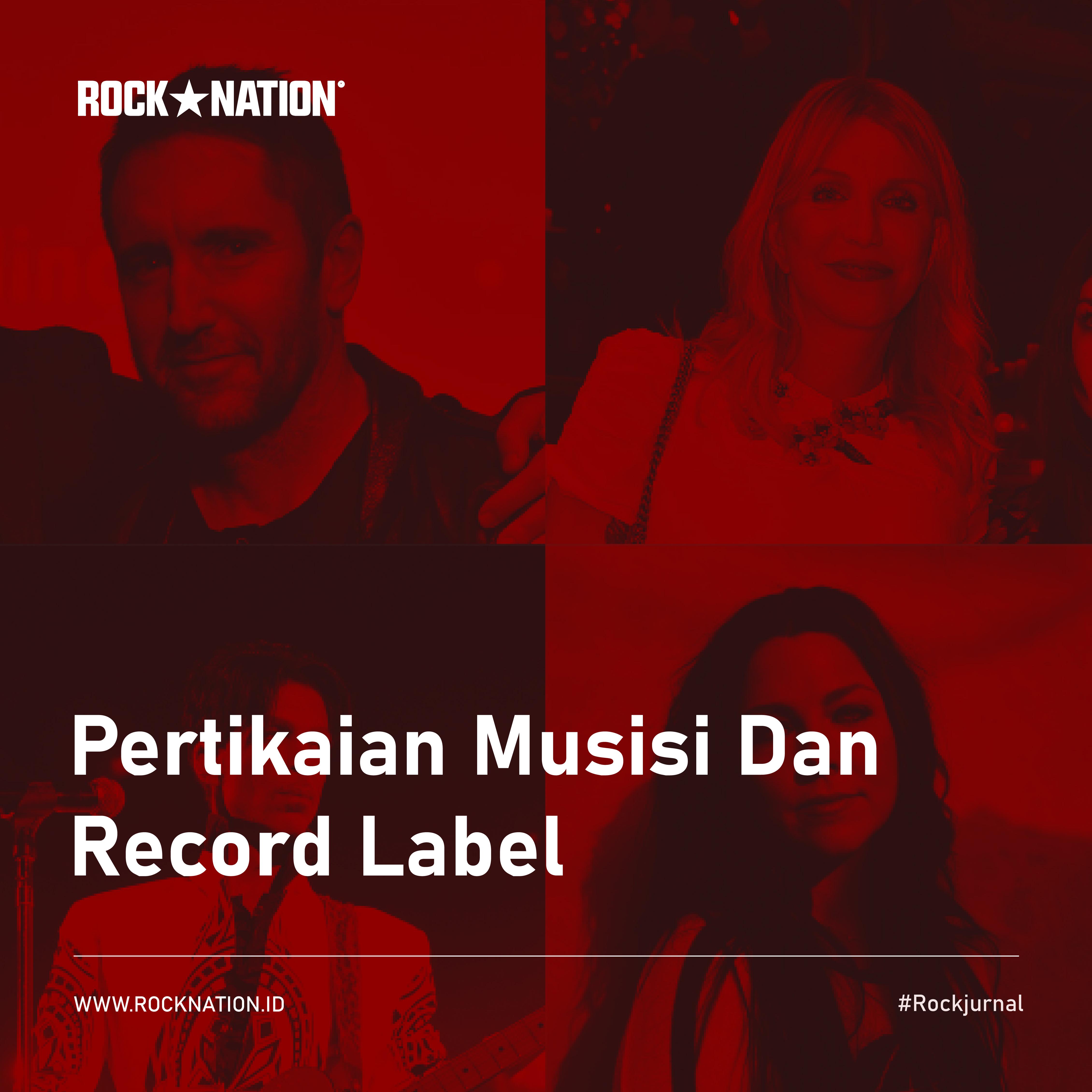 Pertikaian Musisi Dan Record Label image