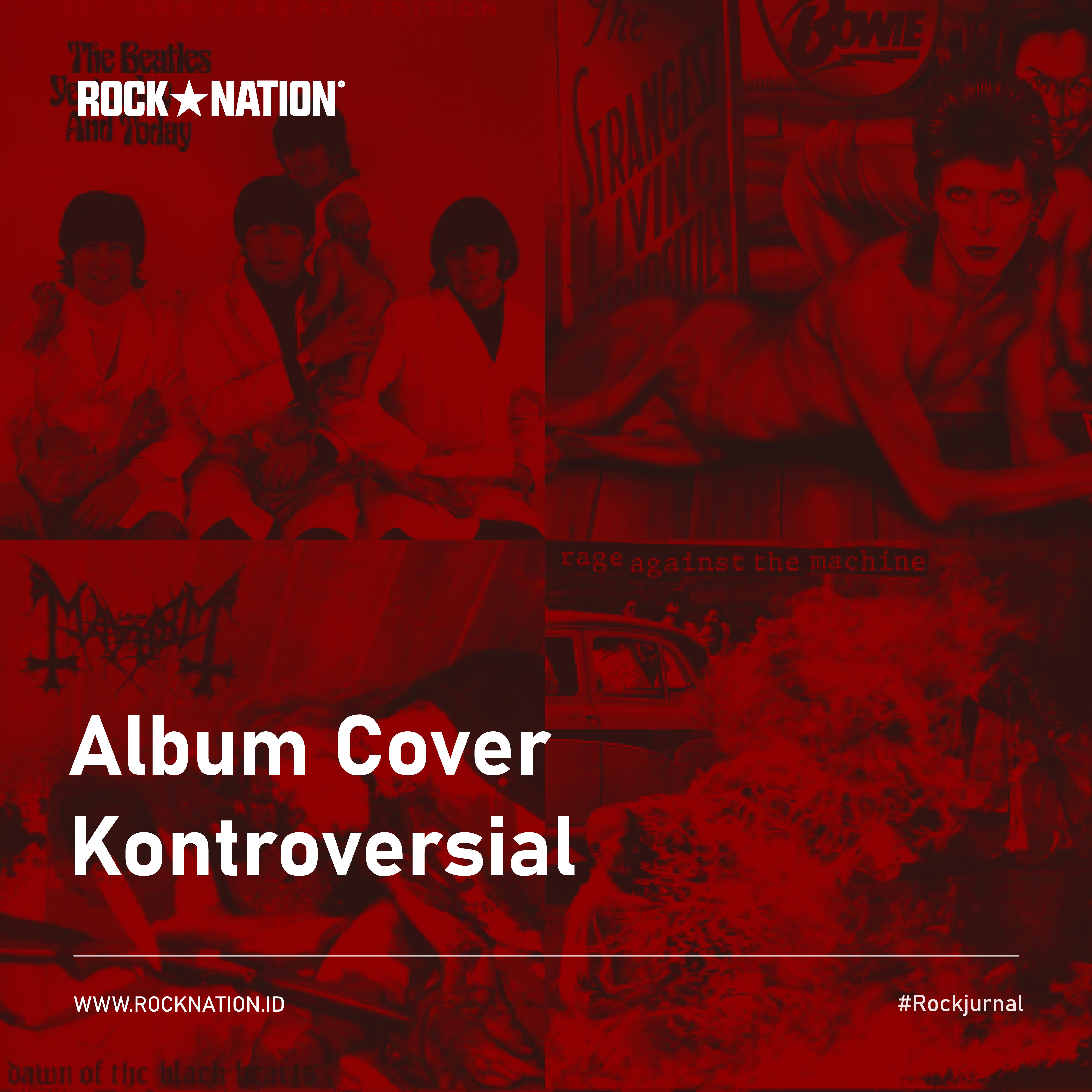 Album Cover Kontroversial image