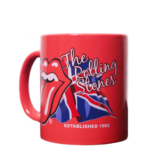 The Rolling Stones - Lick The Flag Boxed Mug