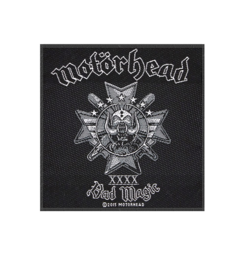 Motorhead - Bad Magic Patch