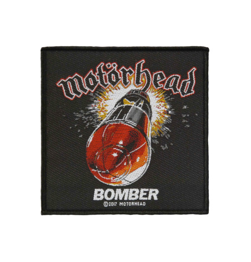 Motorhead - Bomber Patch