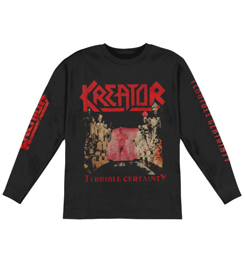Kreator - Terrible Certainty Long Sleeve