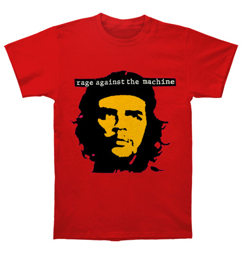 Rage Against The Machine - Che Red