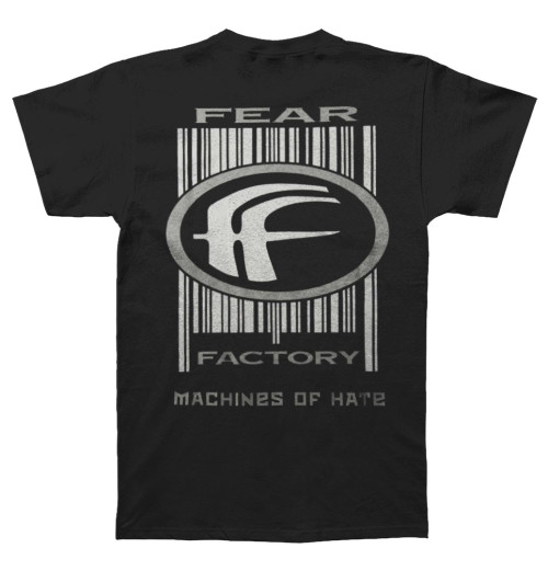 Fear Factory - Machines Of Hate