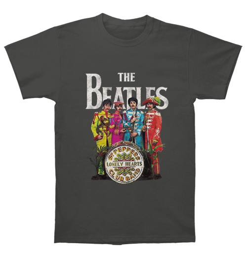 The Beatles - SGT Pepper Charcoal