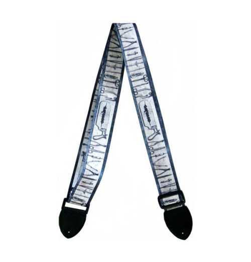 Carcass - Tools Guitar Strap