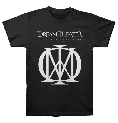 Dream Theater - Distance Over Time Logo