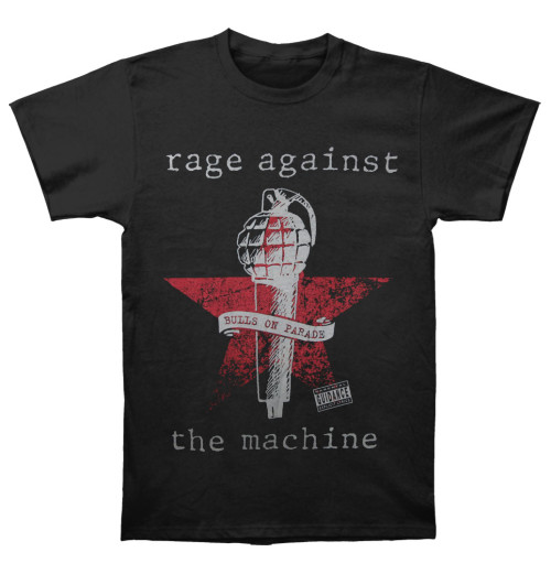 Rage Against The Machine - Bulls On Parade Mic