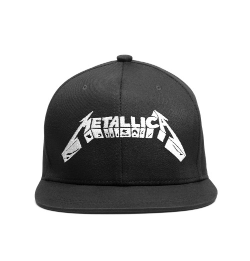 Metallica - MOP Cover Peak Snapback