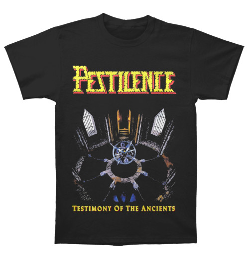 Pestilence - Testimony Of The Of The Ancients