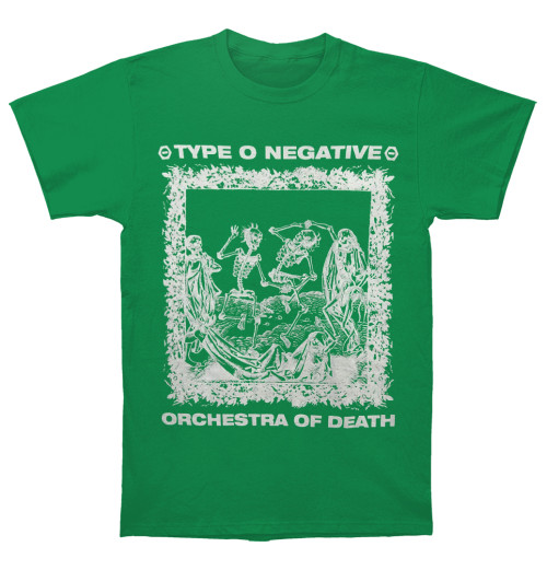 Type O Negative - Orchestra Green