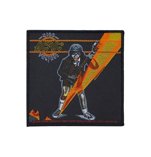 ACDC - High Voltage Album Patch