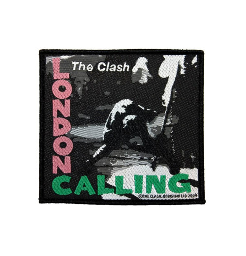 The Clash - London Calling Patch