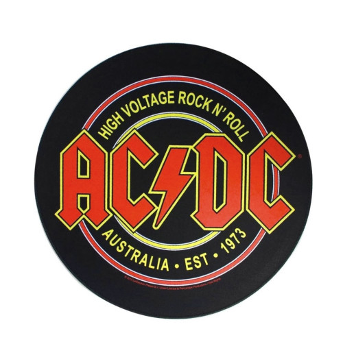 ACDC - High Voltage Rock N Roll Circle Backpatch
