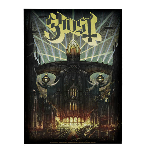 Ghost - Meliora Backpatch