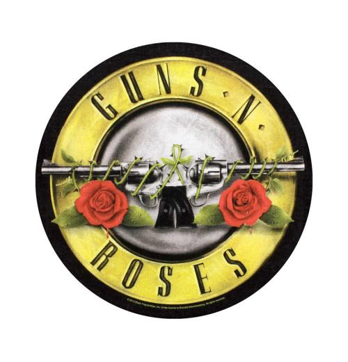 Guns N Roses - Bullet Logo Backpatch