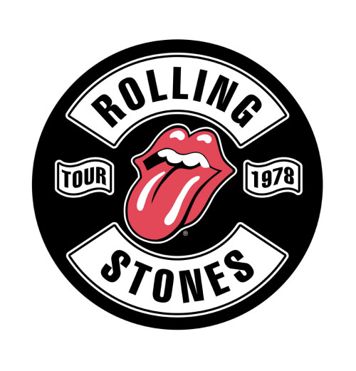 The Rolling Stones - Tour 1978 Backpatch