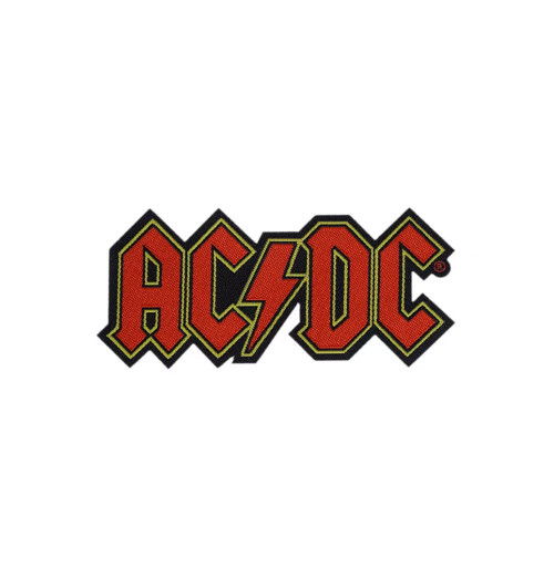 ACDC - Logo Cut Out Patch
