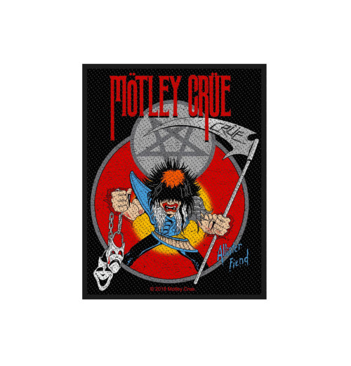Motley Crue - Allister Fiend Patch