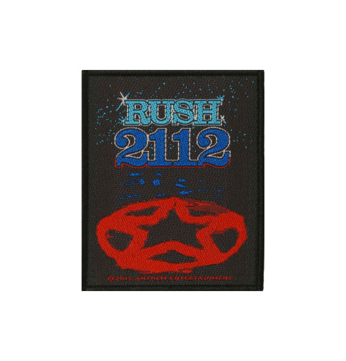 Rush - 2112 Patch