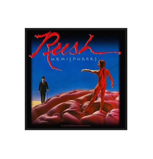 Rush - Hemispheres Patch