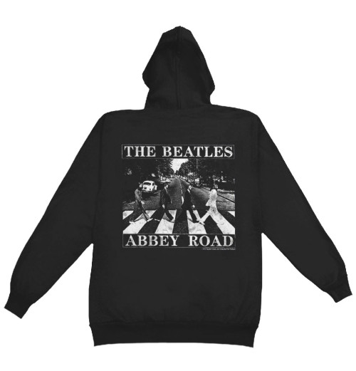 The Beatles - Abbey Road Zip Hoodie