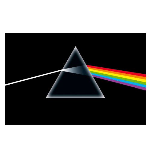 Pink Floyd - Dark Side Of The Moon textile Poster