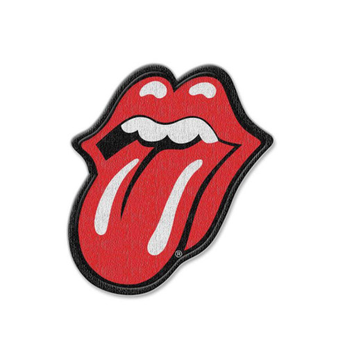 The Rolling Stones - Tongue Cut Out Retail Patch