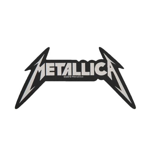Metallica - Shaped Logo patch