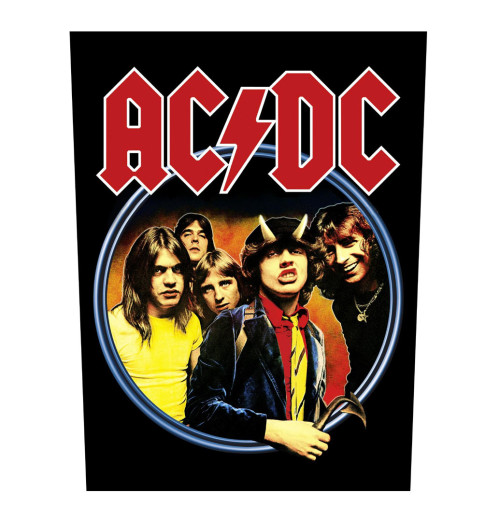 ACDC - Highway To Hell Backpatch