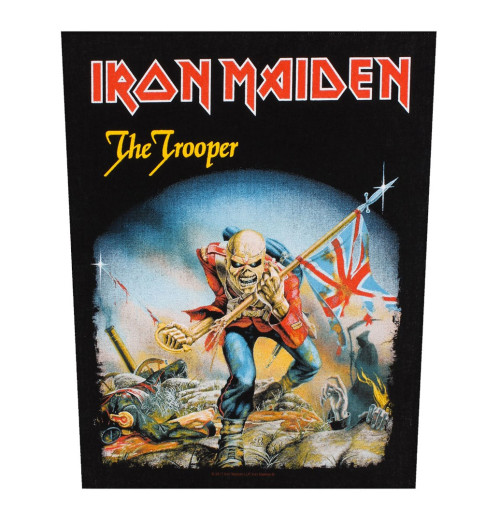 Iron Maiden - The Trooper Backpatch