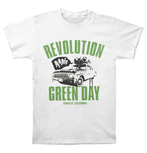 Green Day - Radio Car