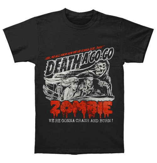 Rob Zombie - Zombie Crash