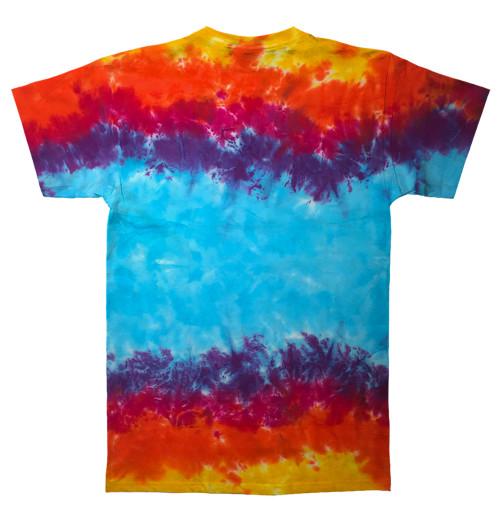 Jimi Hendrix - Bold As Love Tie Dye