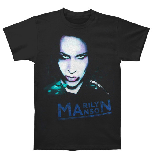 Marilyn Manson - Over Saturated Zipper