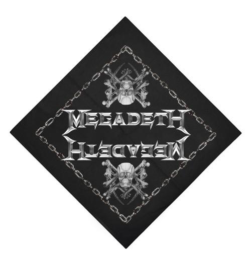 Megadeth - Vic & Bones Bandana