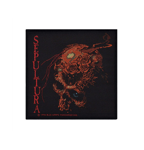 Sepultura - Beneath The Remains Patch