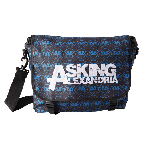 Asking Alexandria - All Over Messenger Bag