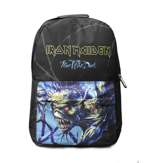 Iron Maiden - Fear Pocket Rucksack