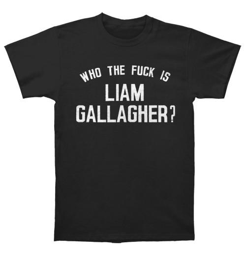 Liam Gallagher - Who The Fu*k Black